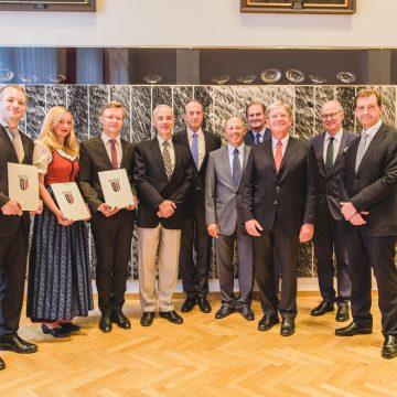 2017 Gruppenfoto Verleihung