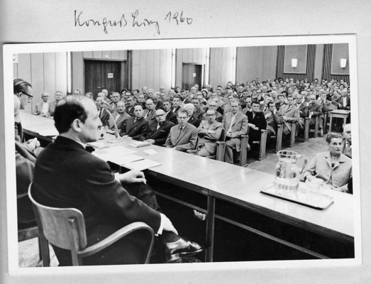 Kongress 1960
