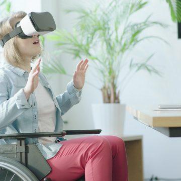 Zukunft VR-Brille